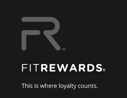 FitRewards - This is where loyalty counts